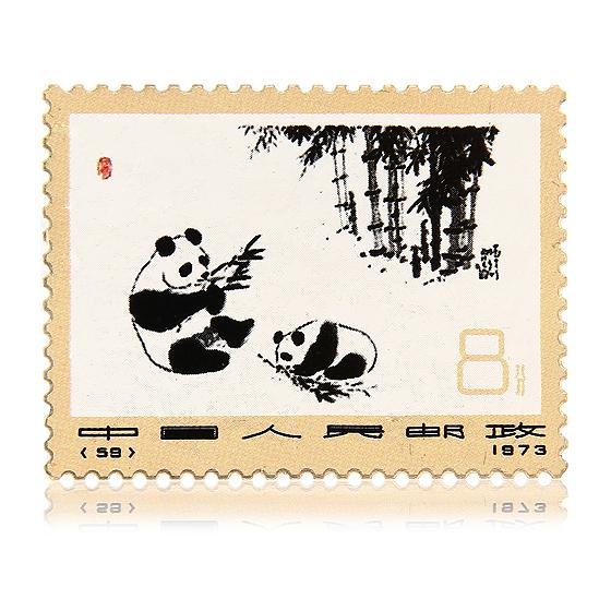 桂林山水简笔画邮票