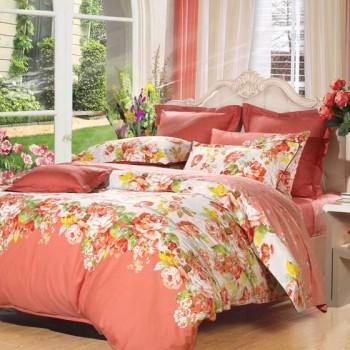 富安娜品牌回馈床品抢购组 橙色
