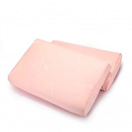 金加瀛专利蚕丝乳胶枕